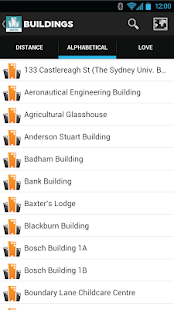Sydney University Map- screenshot thumbnail