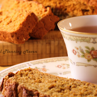 Pumpkin Applesauce Bread (Gluten-Free)
