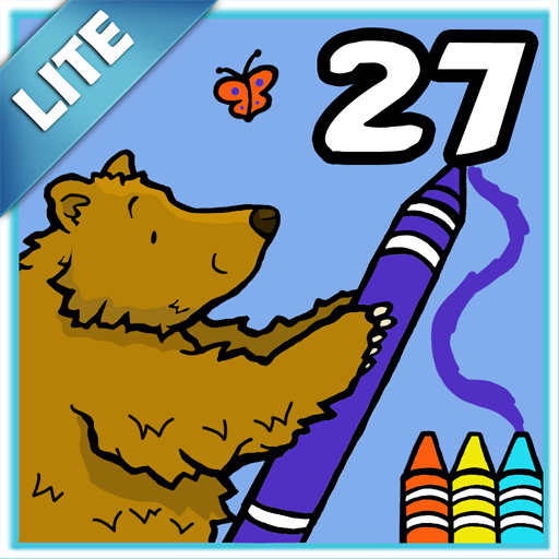 Coloring Book 27 Lite: Animals LOGO-APP點子