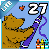 Coloring Book 27 Lite: Animals
