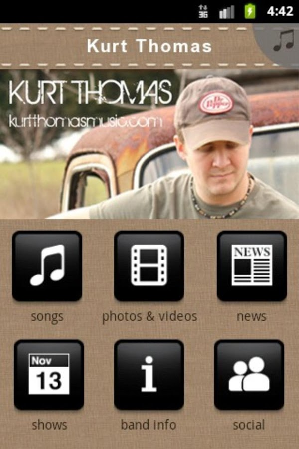 Kurt Thomas - screenshot