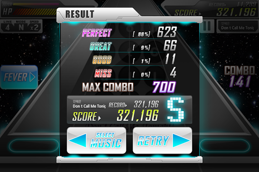 BEAT MP3 - Rhythm Game 1.5.7 screenshots 6