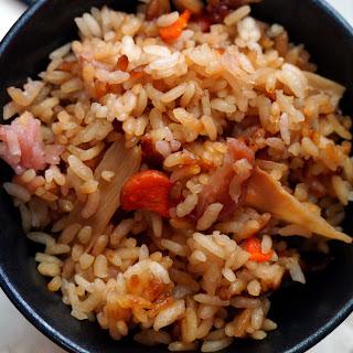 Five Ingredient Rice – Gomoku Gohan
