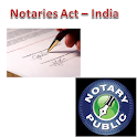 Notaries Act - India icon