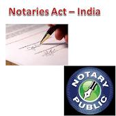 Notaries Act - India