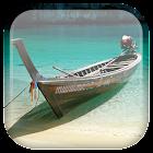Lago fondo animado icon