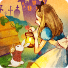 Alice in Halloween Wallpaper icon