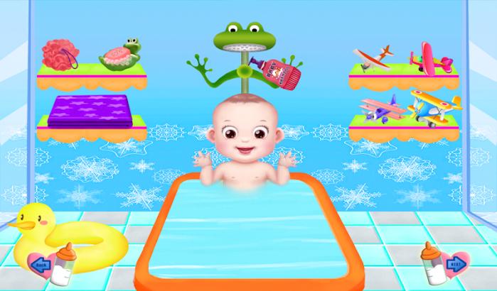 Newborn Birth Feeding screenshot