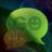 GO SMS Pro Theme Smoke Fire mobile app icon