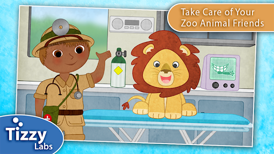 Tizzy Zoo Veterinarian – Miniaturansicht des Screenshots