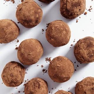 No-Bake Nutella Truffles.