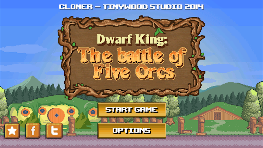 Dwarf King - Five Orcs Battle v1.0.1
