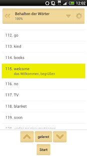 QuickTeacher Englisch- screenshot thumbnail
