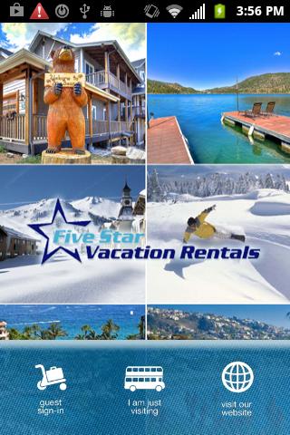 Five Star Vacation Rentals