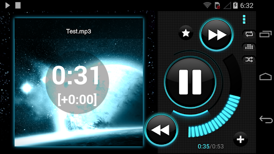 Astro Player - screenshot thumbnail