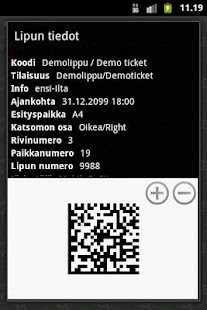 NetTicket- screenshot thumbnail