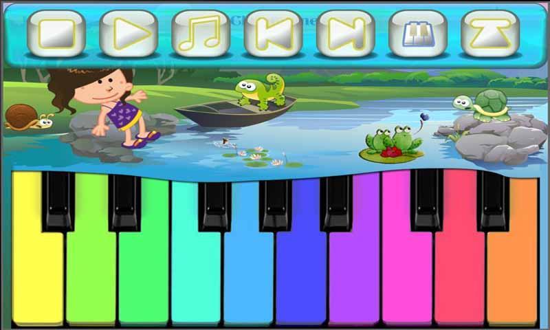 Kids Piano Games- screenshot