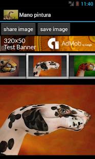 Hand painting- screenshot thumbnail