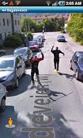 Screenshot of Street World View Free