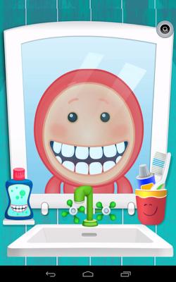 Sparkle Toothbrush Playtime - screenshot
