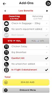 AirAsia - screenshot thumbnail