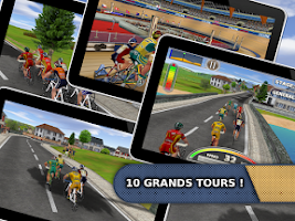Screenshot of Cycling 2013