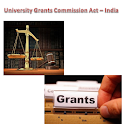 UGC Act, India (Univ. Grants) icon