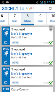 Medal Alert - screenshot thumbnail
