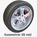 Geometrie 3D roti Bucuresti
