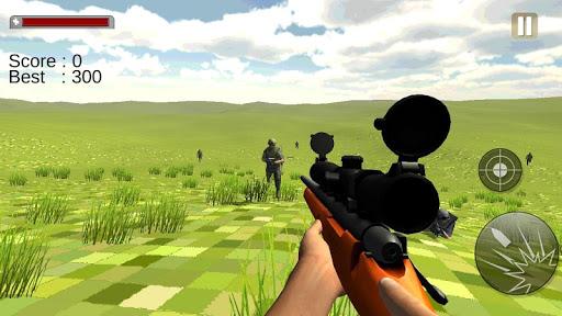 Игра Mountain sniper для планшетов на Android