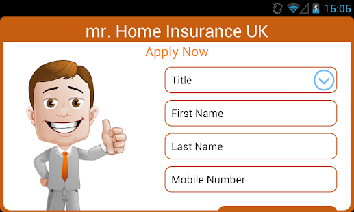 Mr Home Insurance UK- screenshot thumbnail