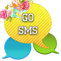 GO SMS - Beautiful Fairy icon