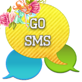 GO SMS - Beautiful Fairy