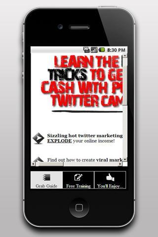 Make Money Twitter Marketing