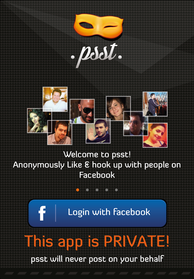 psst – I'm into you- screenshot
