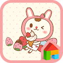 Strawberry BboBbo dodol theme