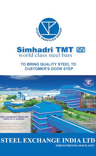 Simhadri TMT