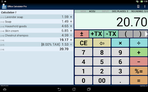 Office Calculator Pro v5.0.2