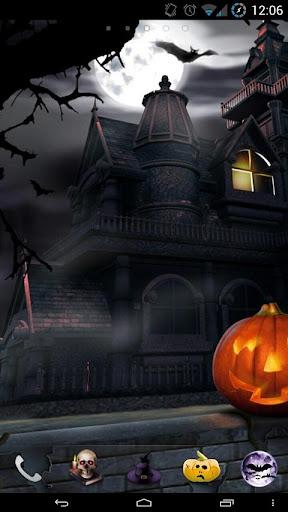 Halloween GO Launcher EX