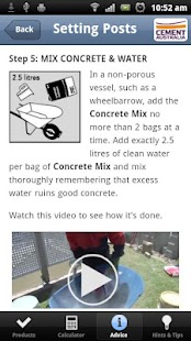 Cement Australia DIY Guides- screenshot thumbnail