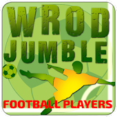 Word Jumble Football Players