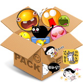 Emoticons 한국 스타일  Korean Style
