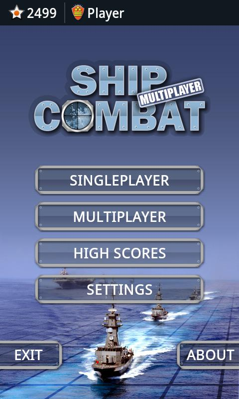 ShipCombat Multiplayer: captura de pantalla