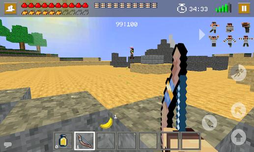1 Survival Games App screenshot