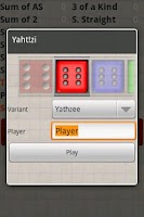 Screenshot of Yacht Dice Social Game