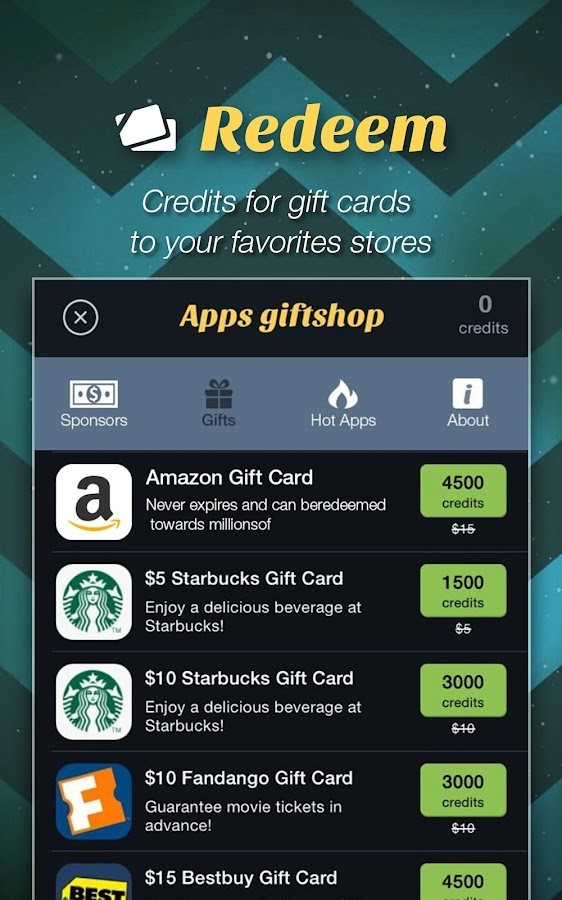 Apps giftshop free gift card android apps on google play apps giftshop free gift card screenshot negle Gallery
