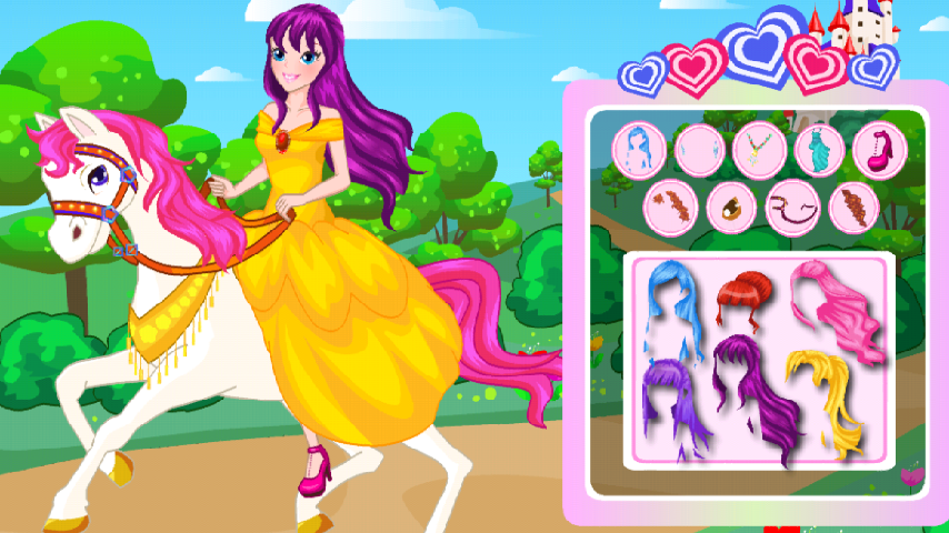 White Horse Princess - screenshot
