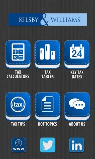 K W Tax App