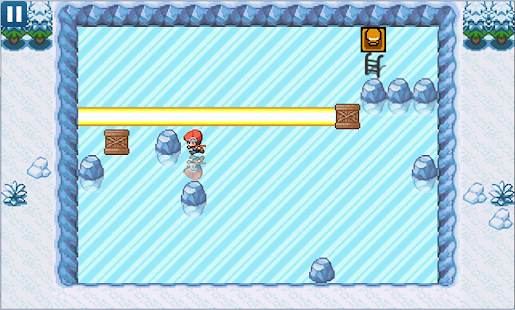 Slide'n Escape Sokoban Pokémon - screenshot thumbnail