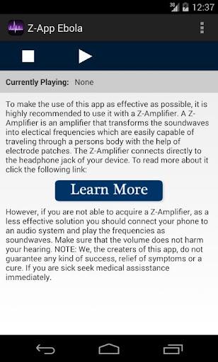 Z-App Ebola